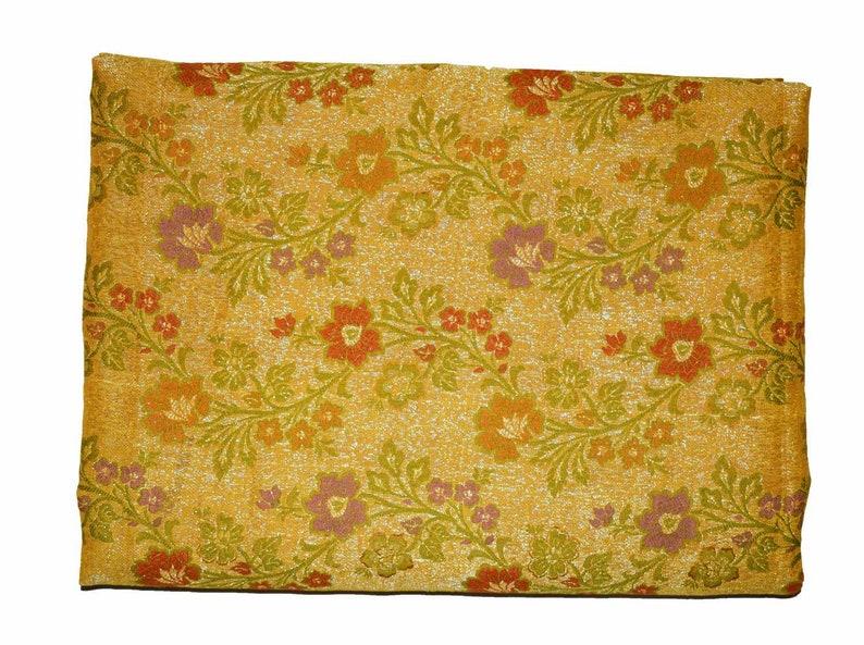 Antique Amazing Indian Vintage 100/% Pure Silk Border Gold Zari Handmade Bollywood Pink Saree Woven Sari Ethnic Used Craft Fabric Wear 5Yard