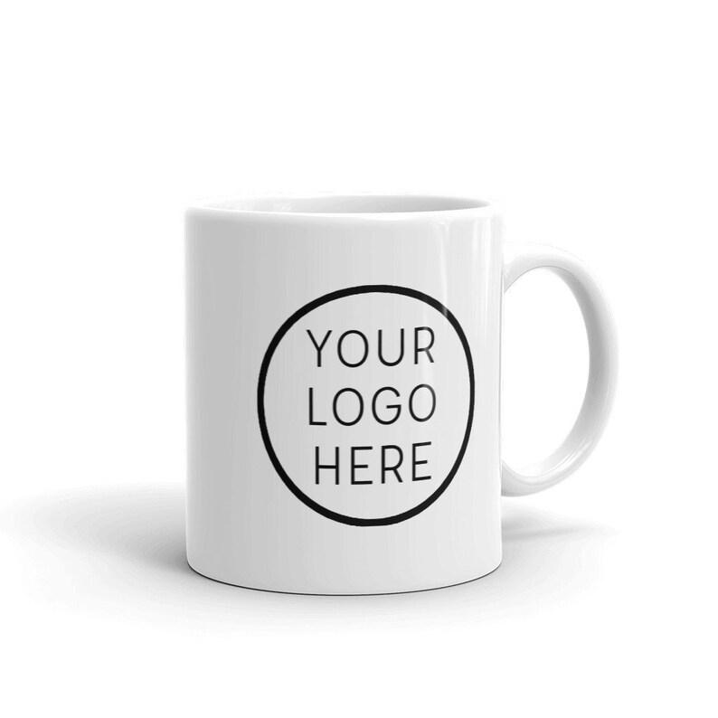 Corporate Logo Mugs Promotional Products image 0