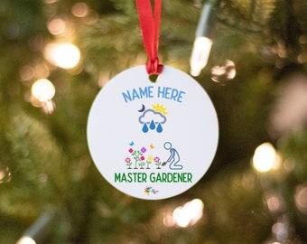 Master Gardener Ornament Gift