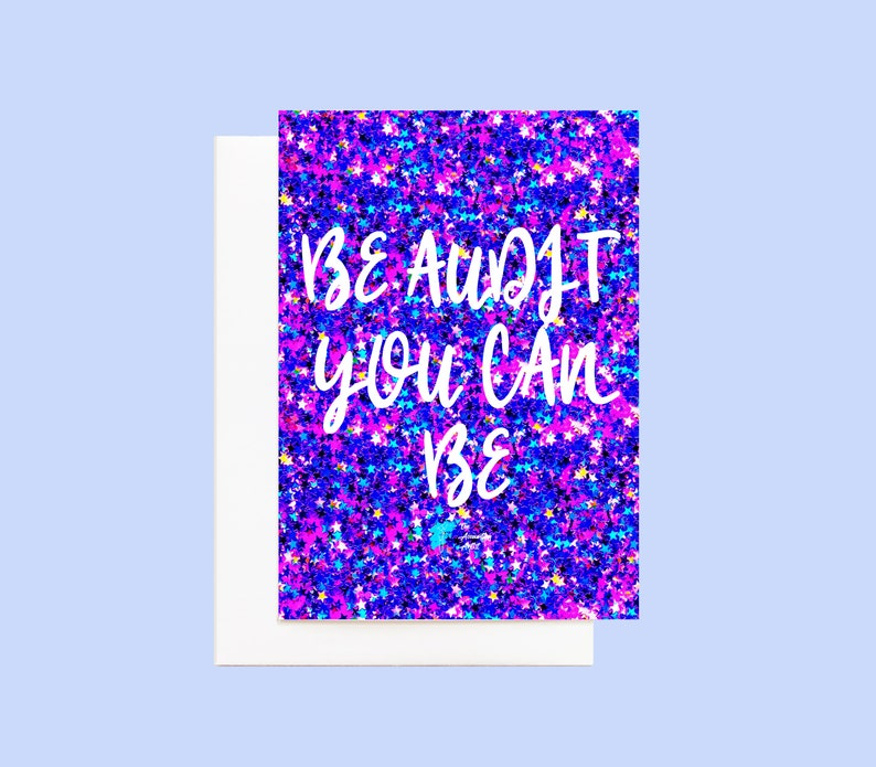 Greeting Card for Auditor Be Audit You Can Be image 0