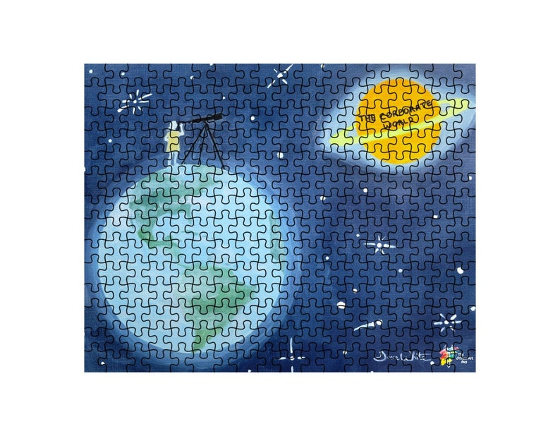 Puzzle for Office  The Corporate World 10x14 inch