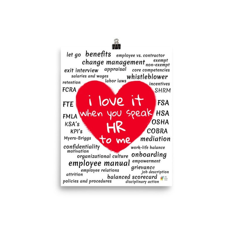 Human Resources Art for Office image 0