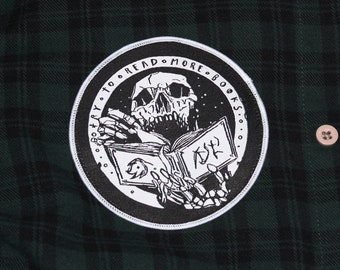 """Try to Read More Books 