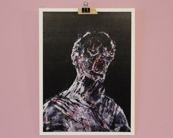 A Hell of Infinities | Limited Edition Art Print