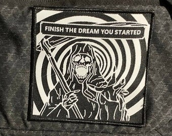 """Finish the Dream You Started 