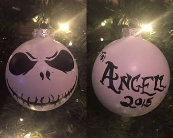 Hand Painted Custom Ornaments