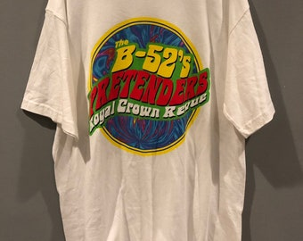 B52s T-SHIRT B-52s 80s New Wave inspired