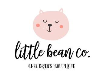 f8bb428ea8aea Cute bear logo   Etsy