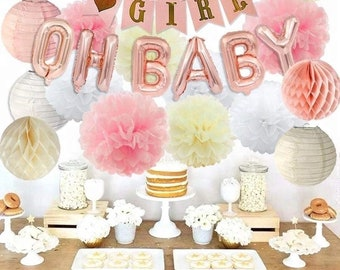 Baby Shower Decorations Etsy