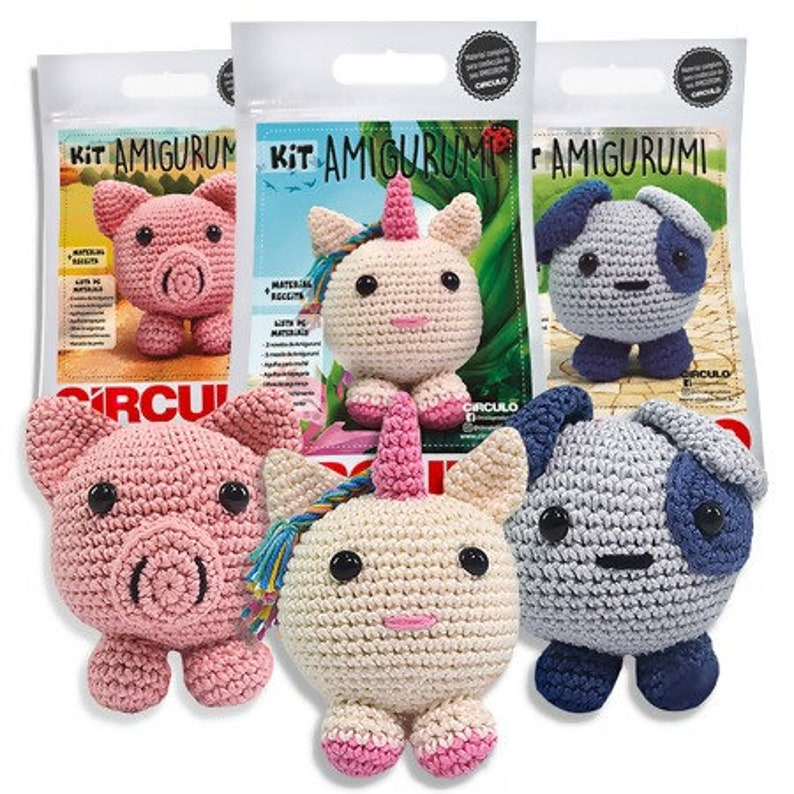 Stitch Puppy Crochet Kit by Wool Couture | 794x794
