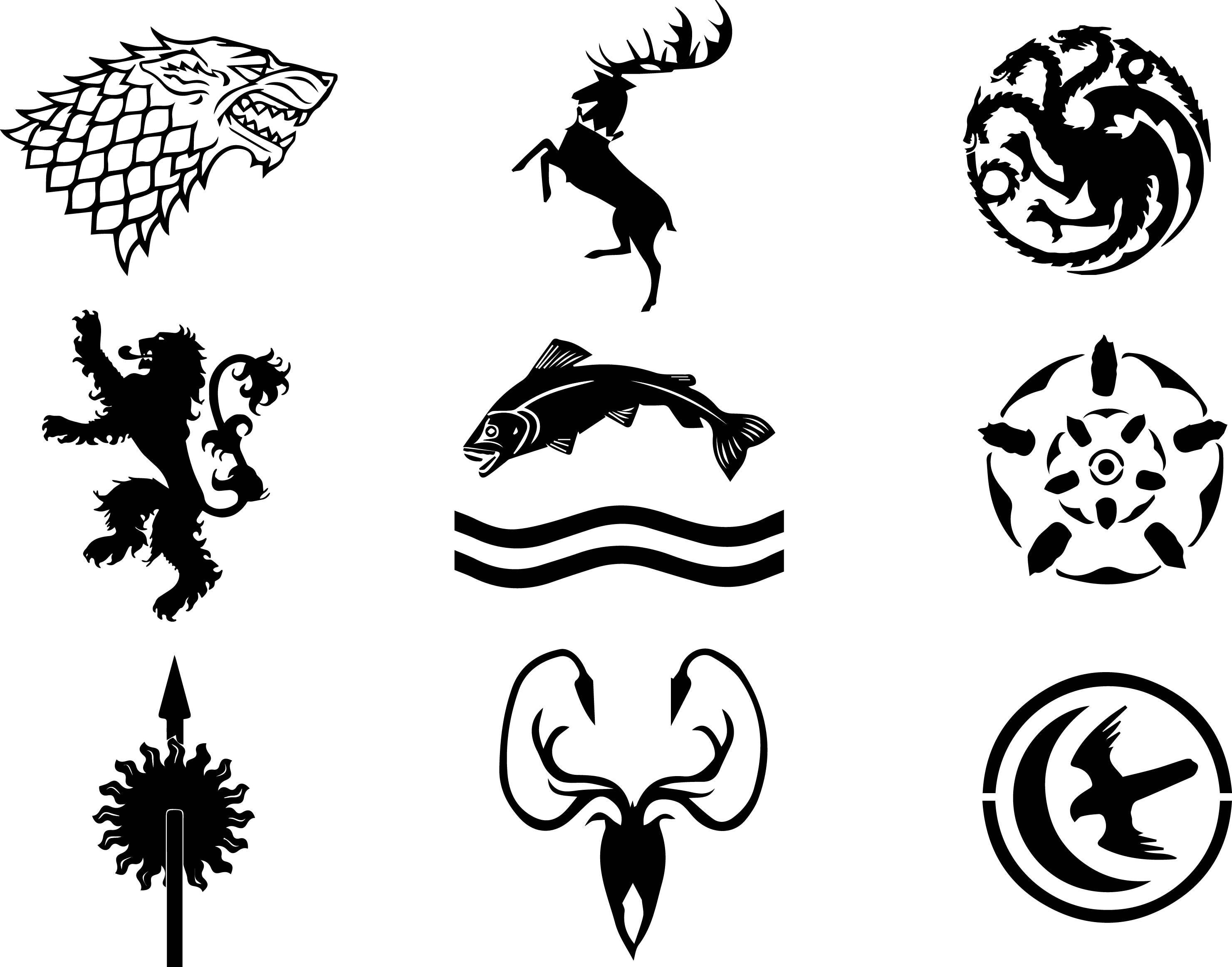 Game Of Thrones Symbol