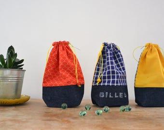 Ball vintage Louis fabric bag