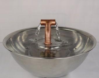 Essential Medium Stainless Pet Fountain