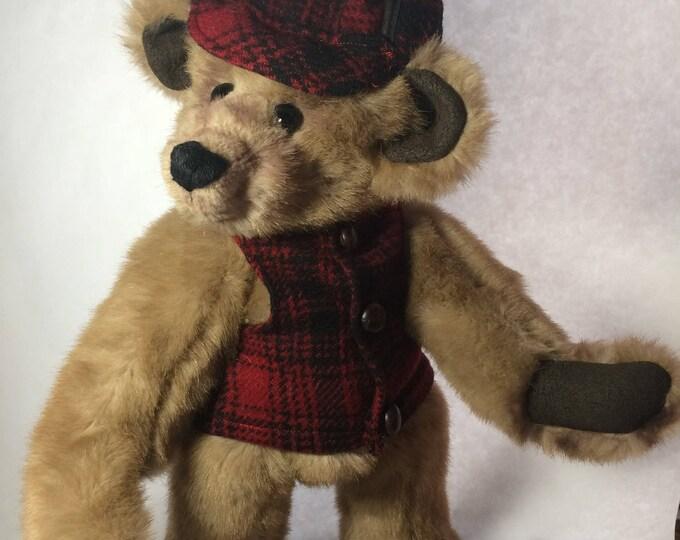 Jointed Artisan Teddy Bear