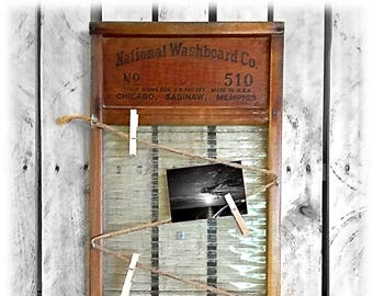 Washboard Memo Center