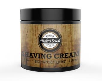 Luxurious Shaving Cream