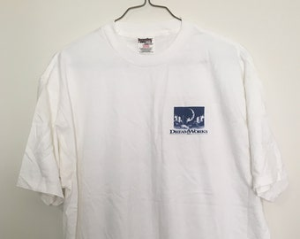 124a61dda Vintage Dreamworks Promotional Movie T-Shirt
