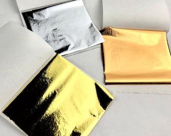 Copper Foil Paper Etsy