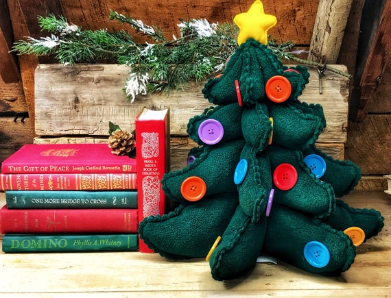 Children Christmas Tree Decorations.Felt Christmas Tree Decor By Hallmark Keepsake Kids Eco Friendly Christmas Gifts And Xmas Decor For Kids