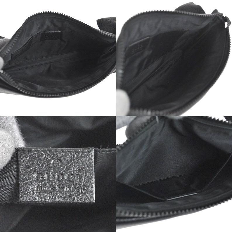 cecc9ce9b86 D92 GUCCI Authentic GG Supreme Bumbag Fanny Pack Waist Pouch