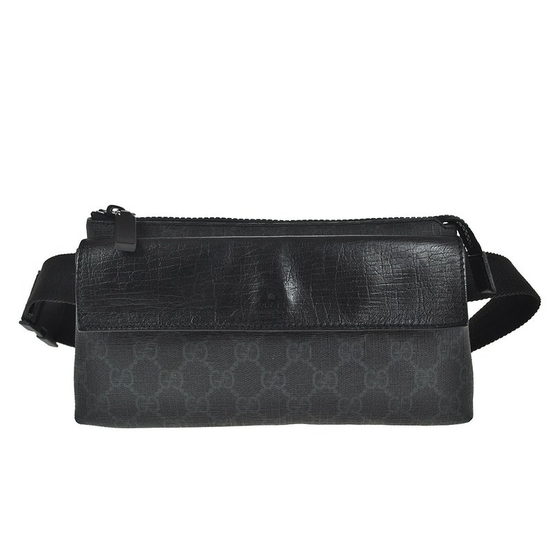 a6ddb438c60 D92 GUCCI Authentic GG Supreme Bumbag Fanny Pack Waist Pouch