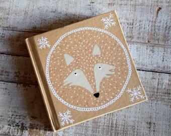 My winter Fox journal