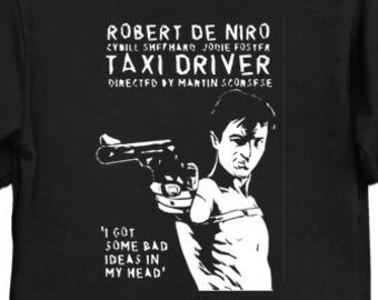 Taxi Driver: Travis Bickle T-Shirt