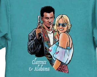 Tarantino: Clarence & Alabama T-Shirt