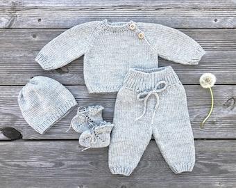 f36b37f10646 Wool baby clothes