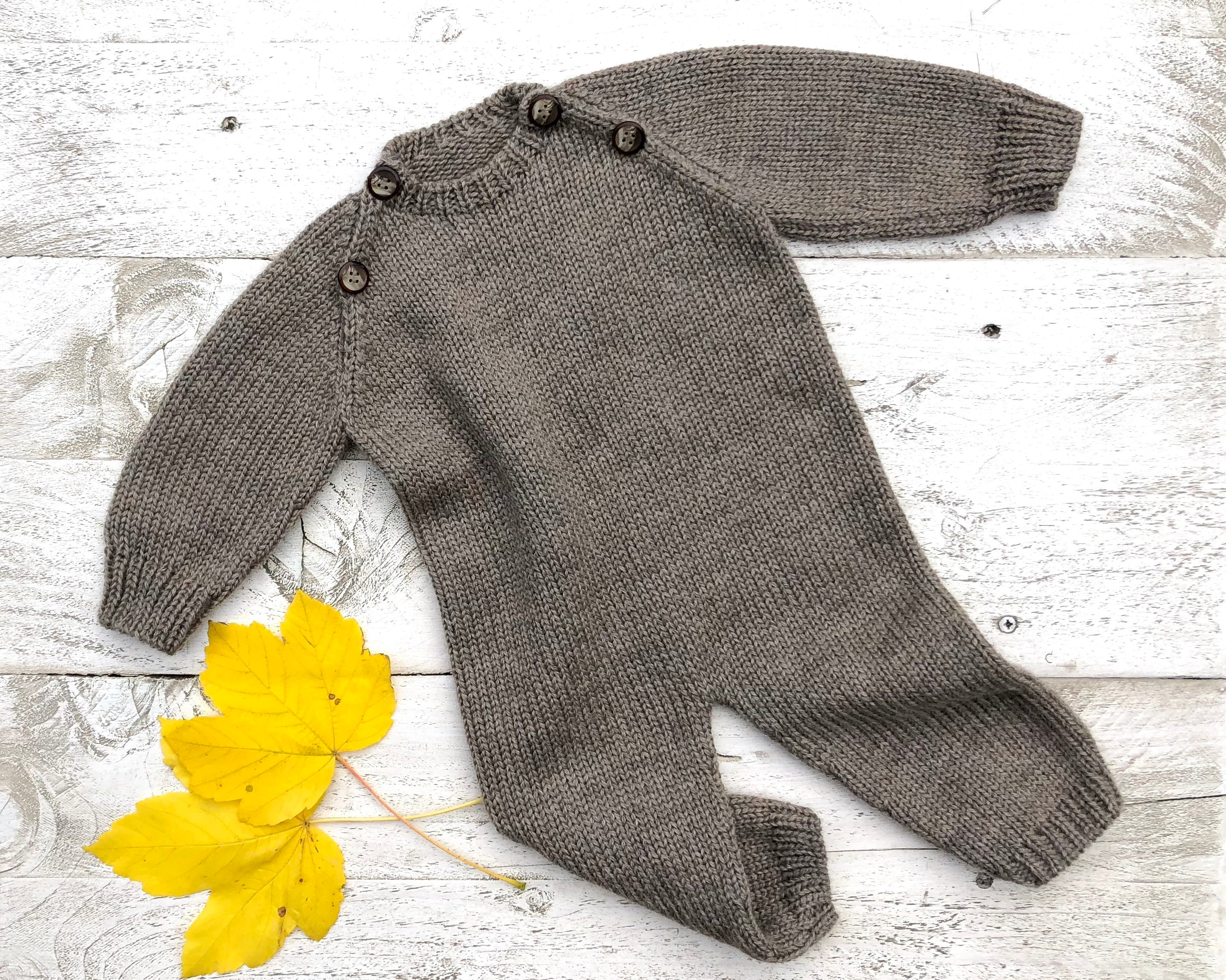Handmade Merino Knitted Baby Set,Knit Baby Jumpsuit,Knit Baby Hat,Knit Baby Clothes,knit newborn Outfit,Baby Coming Home,Kids Clothes Knit