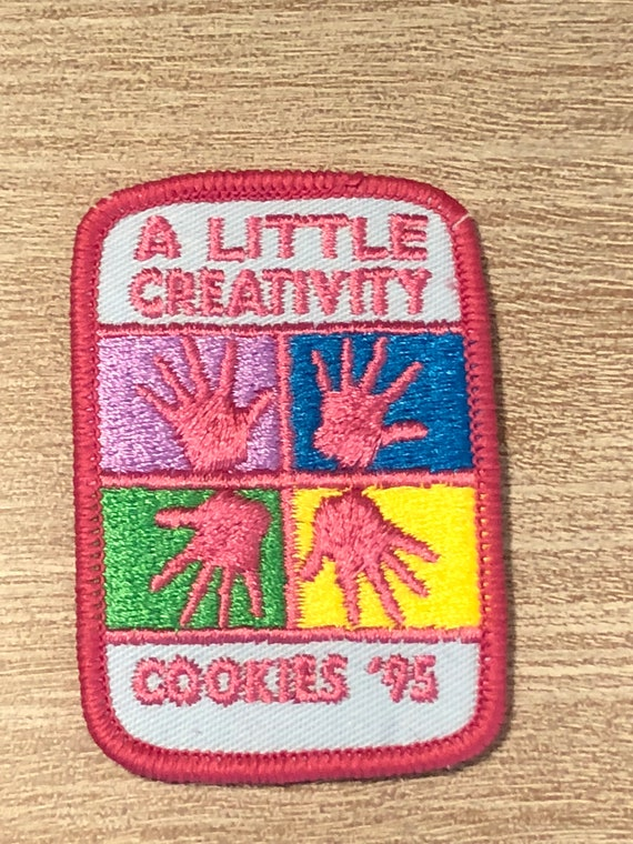 Girl Scout Badge