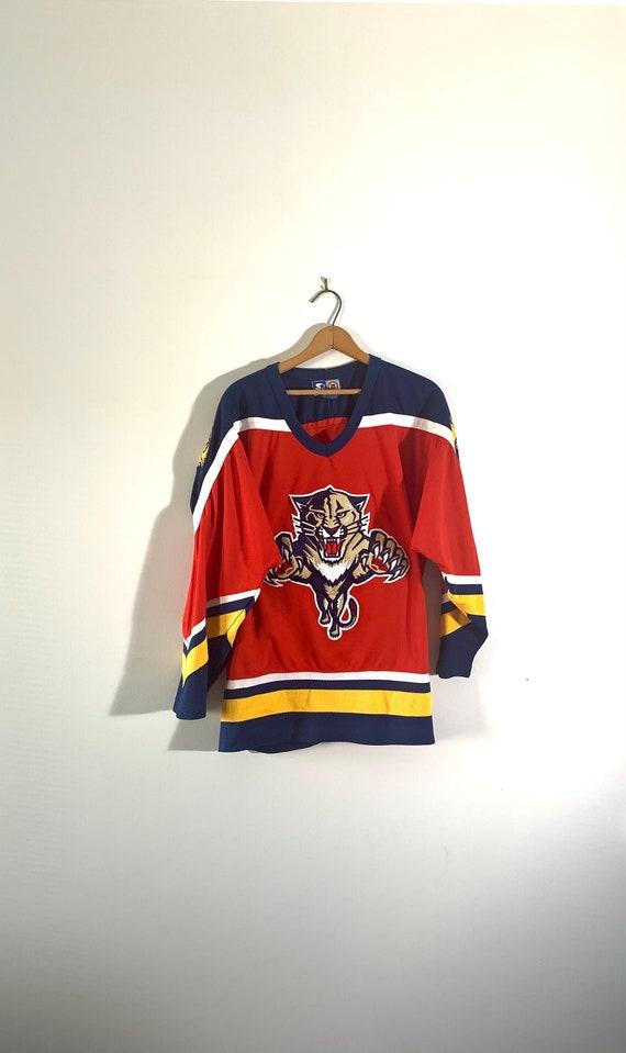 90s Florida Panthers Jersey - Large / NHL / NHL Je