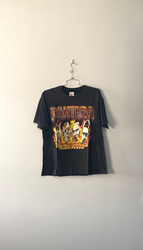 1994 PANTERA Born Again Shirt - XL // Pantera // P