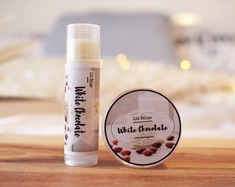 White Chocolate Lip Balm