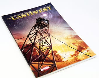 The Last West Graphic Novel, Volume 1