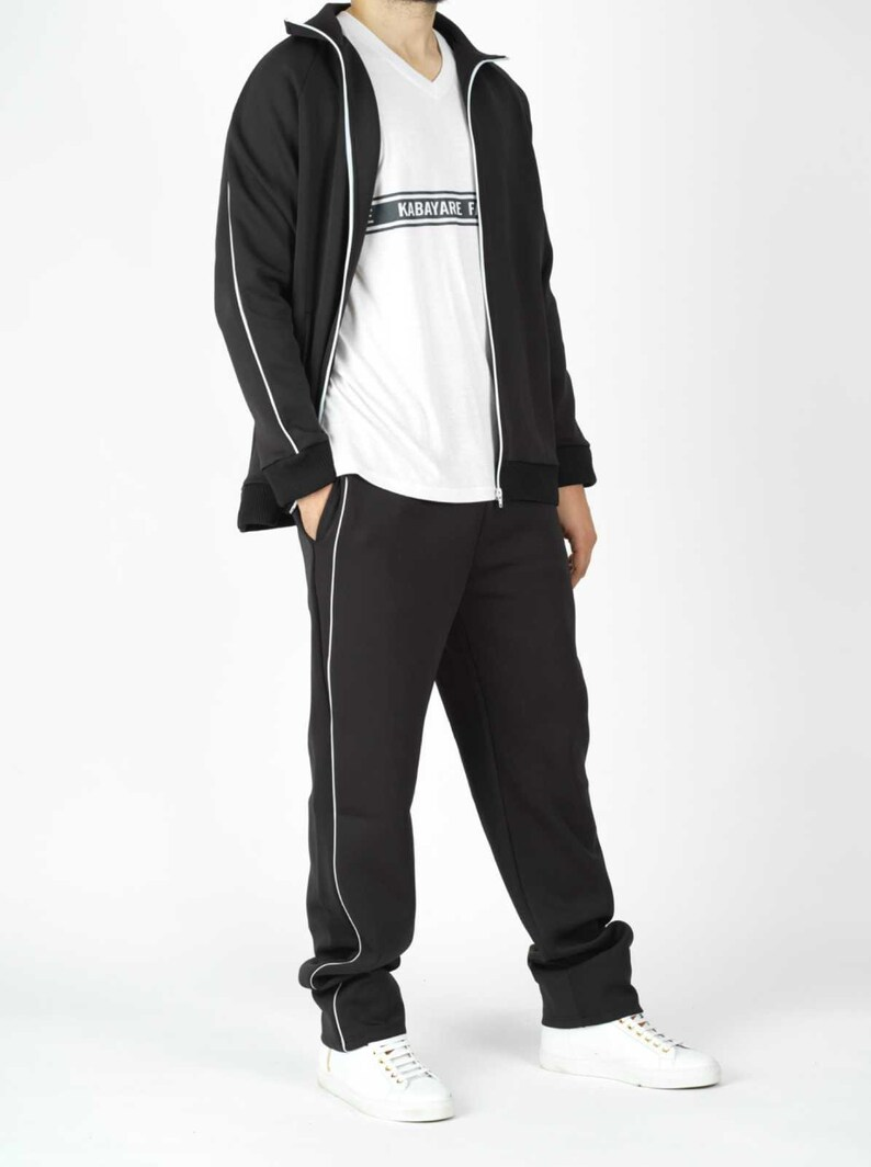 Black Sports Jumpsuitmodest fashion maxi dress with sleeve modest dresses