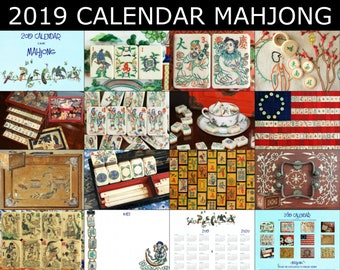 Chinese calendar | Etsy