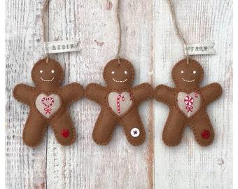 5c2e51d05de4 Gingerbread man | Etsy