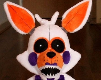 Five Nights at Freddy's: Sister Location - Funtime Lolbit - Plush
