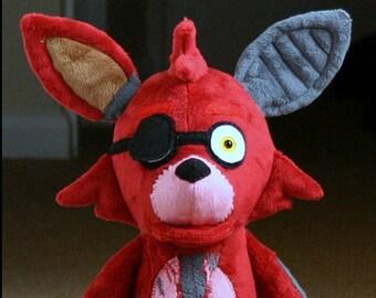 Five Nights At Freddy - Old Foxy - Plush