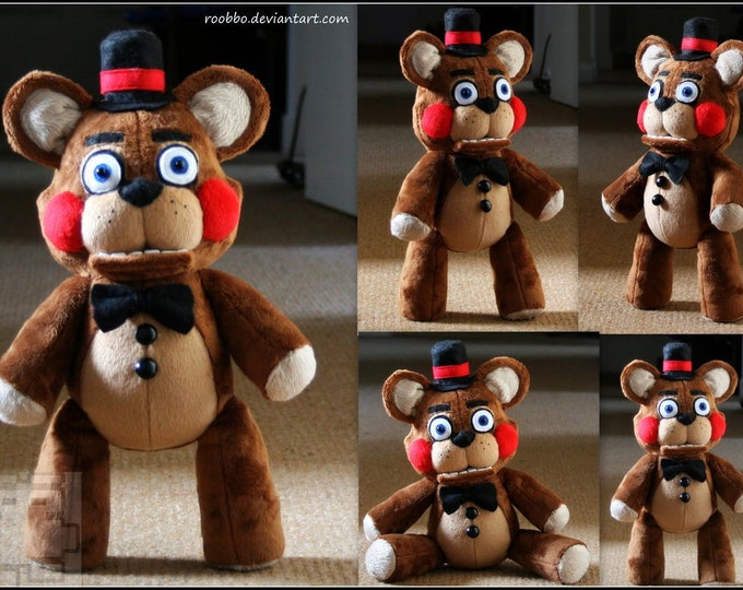 Five Nights At Freddy/'s Plush toy freddy