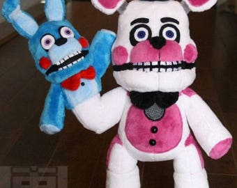 Five Nights at Freddy's: Sister Location - Funtime Freddy - Plush