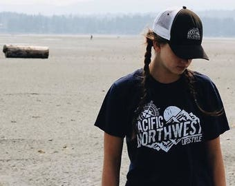 Pacific NorthWest Clothing - Pacific NorthWest Lifestyle - Pacific NorthWest T Shirt - PNW Clothing - PNW Clothes - PNW Tshirt