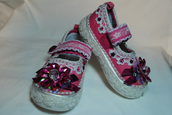 shoe size for 12 to 18 months