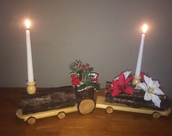 Tabletop Centerpiece Christmas Express