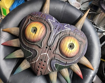 Legend Of Zelda Majora's Mask Replica Casting