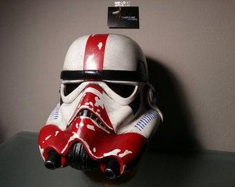 Casque Storm Trooper incinérateur