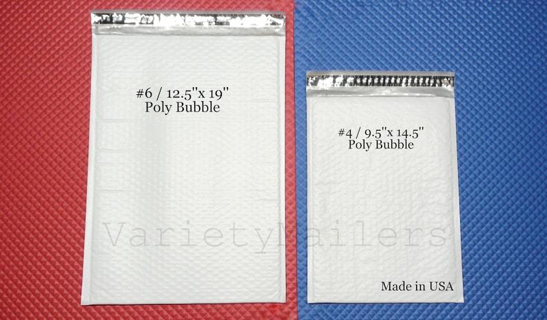 "50 #7 14.25x20 POLY BUBBLE MAILERS SELF SEAL POSTAL ENVELOPE 14.25/""x20/"""
