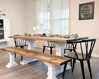 Superieur Farmhouse Table | Etsy