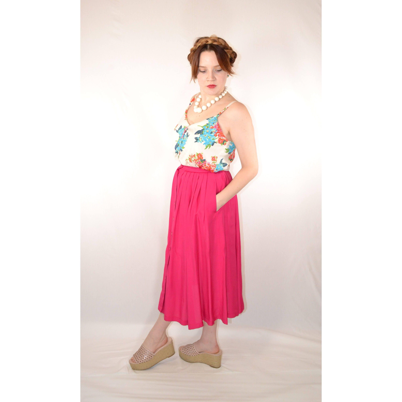 9c66a470f10 Bright Pink Maxi Dress - Vacation Dress - lulus.com